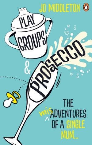 Book Review - Playgroups and Prosecco book image